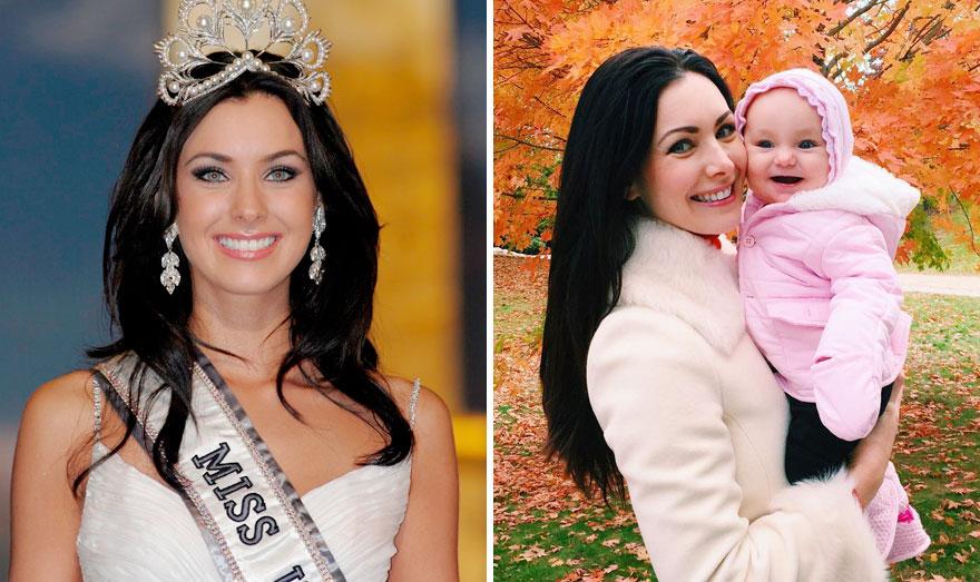6. Наталья Глебова (Канада), Мисс Вселенная 2005.