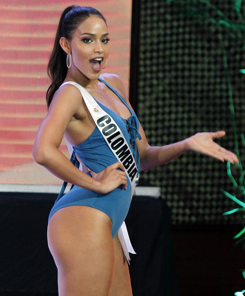 6. Андреа Товар из Колумбии.