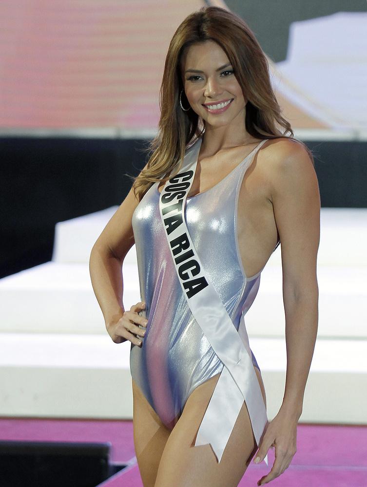 7. Каролина Родригес Дюран из Коста-Рики.