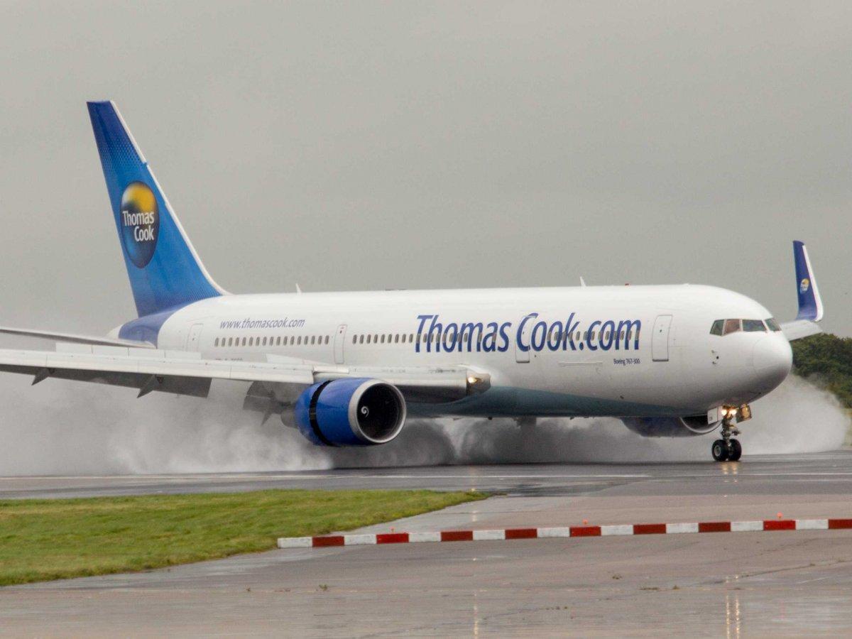 4. Thomas Cook является одним из крупнейших чартерных авиаперевозчиков в мире.