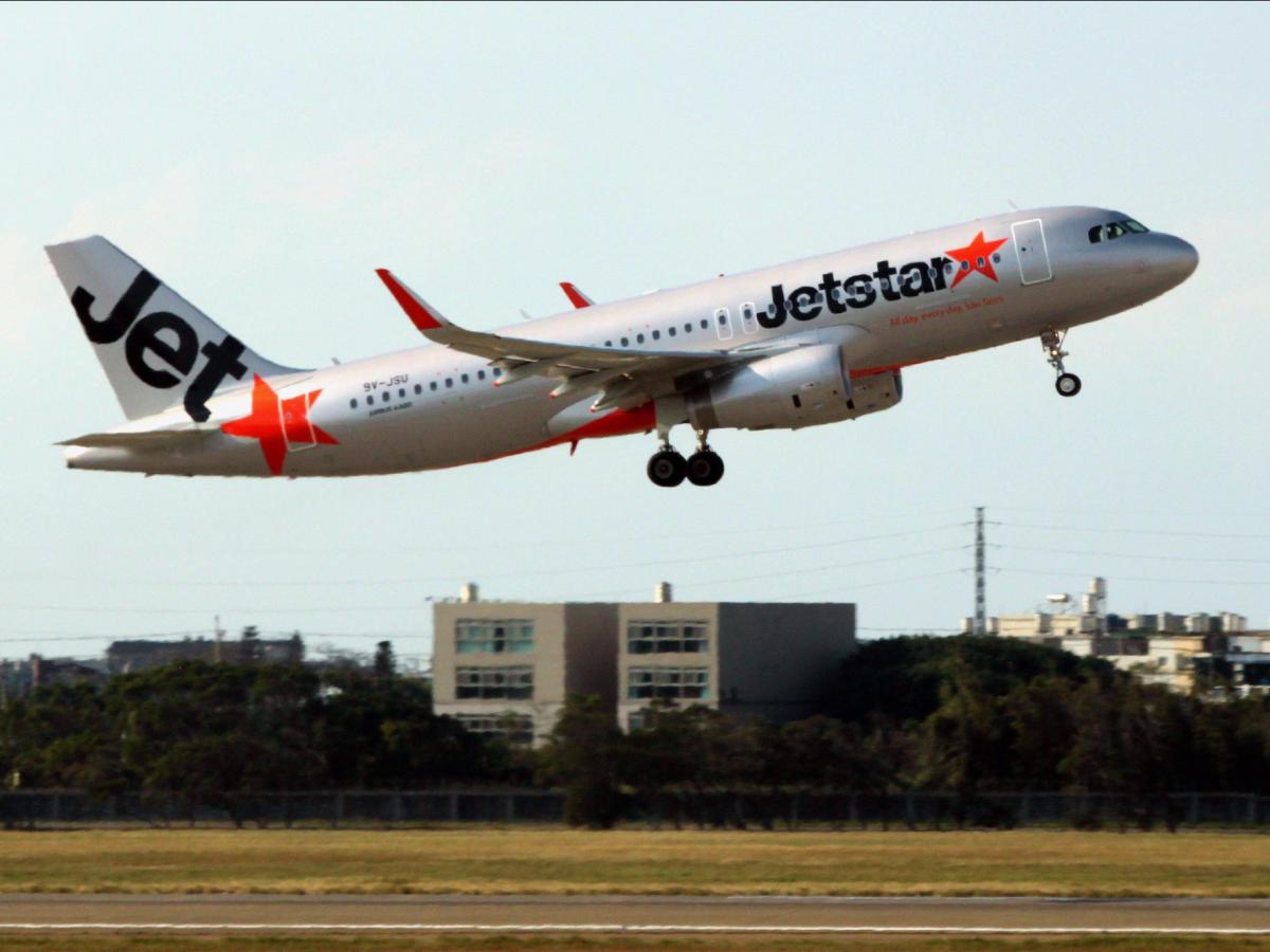 5. Jetstar Asia является ответвлением сингапурской компании Jetstar Airways.