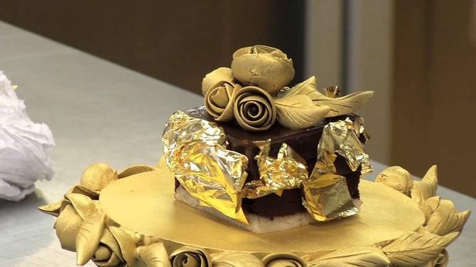 6. Самый дорогой шоколадный пудинг - $ 34700.