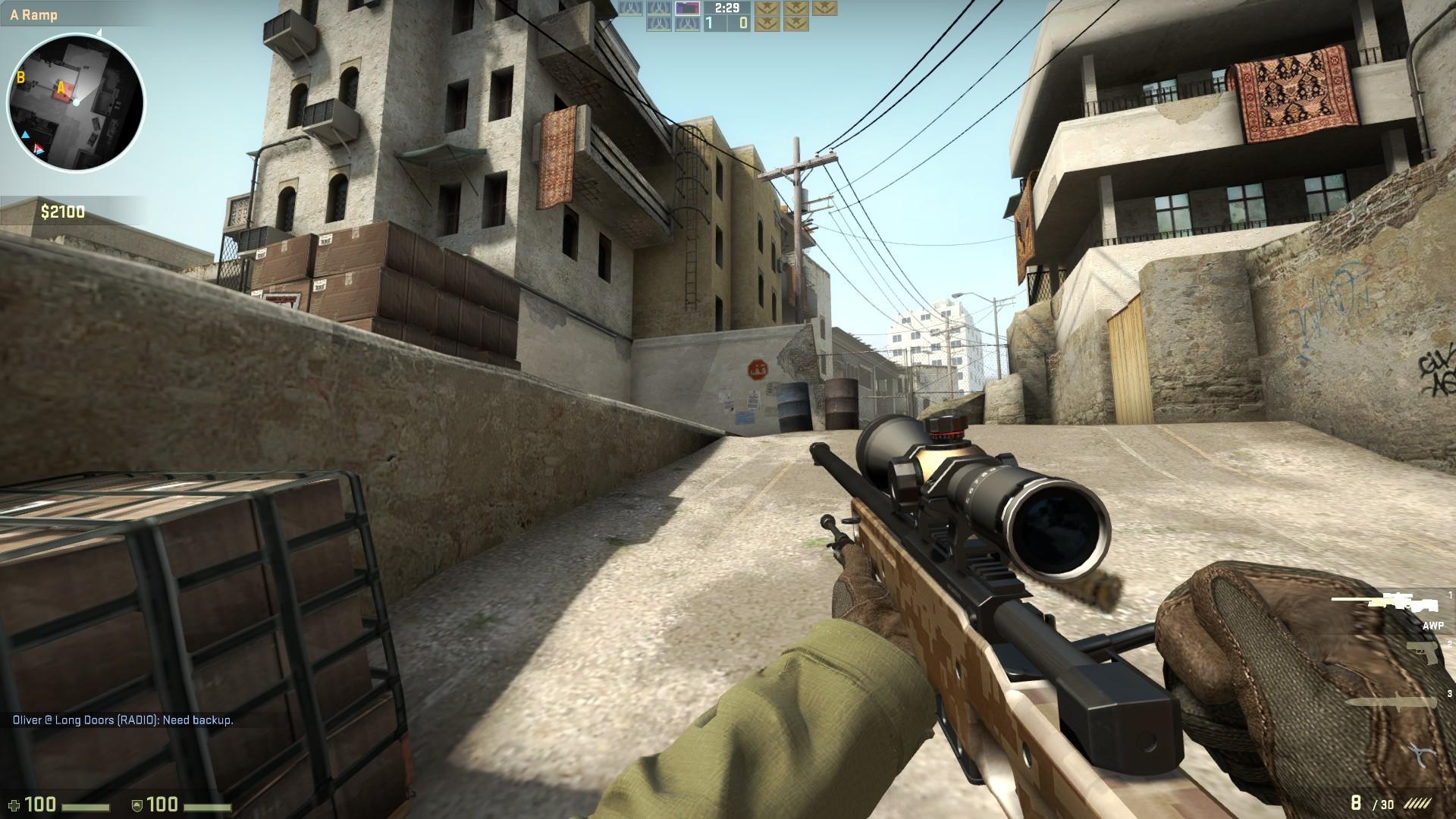 1. Номинация «Ну еще пять минуточек»- Counter-Strike: Global Offensive или CS GO.