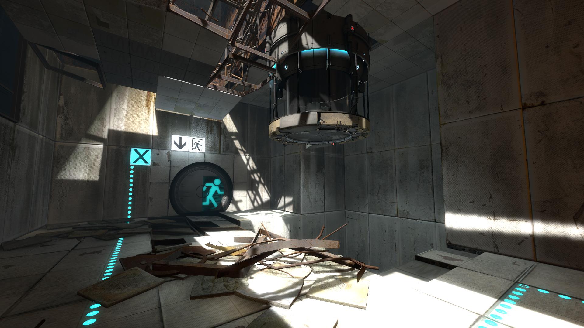 2. Номинация - «Злодей, которого хочется обнять» - Portal 2.