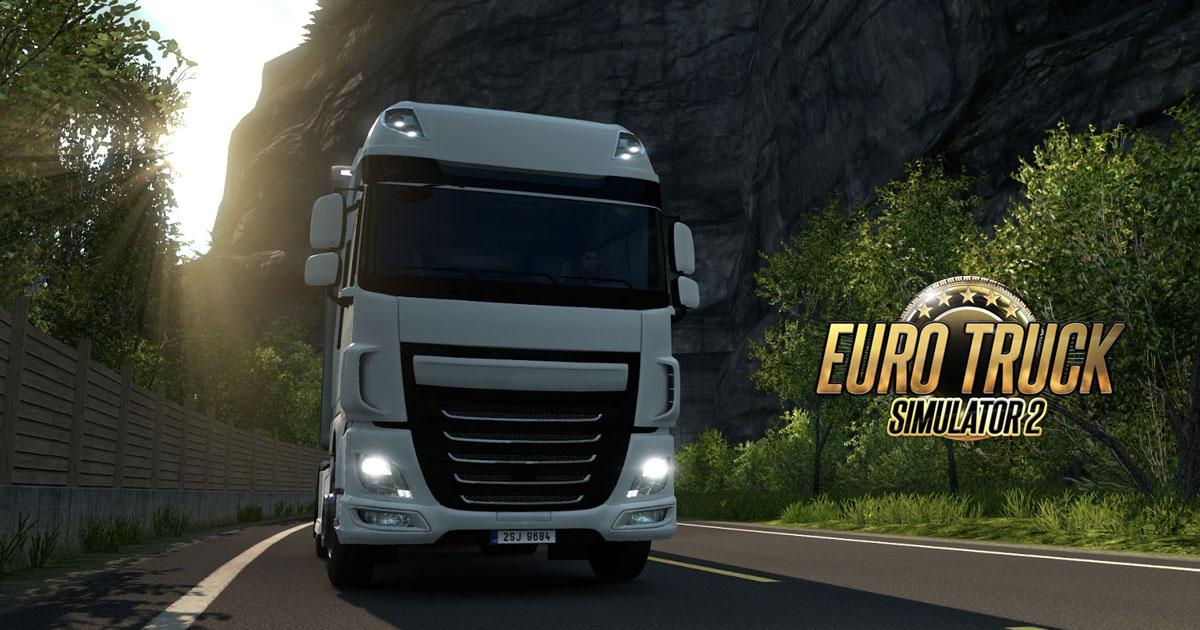 3. Номинация - «Эта игра нравилась мне еще до того, как стала хитом» - Euro Truck Simulator 2.