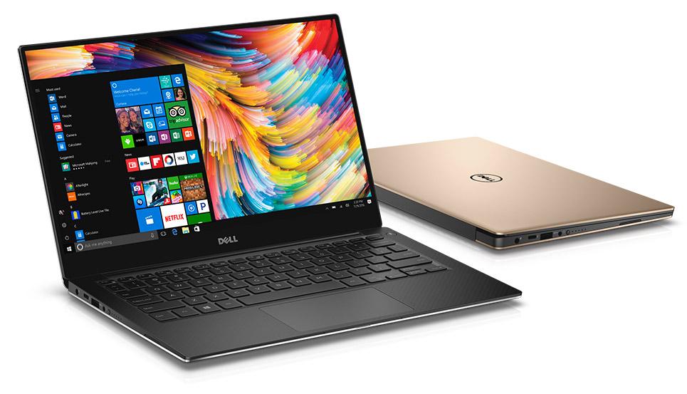 2. Dell XPS 13 (от 85 тыс. руб.).