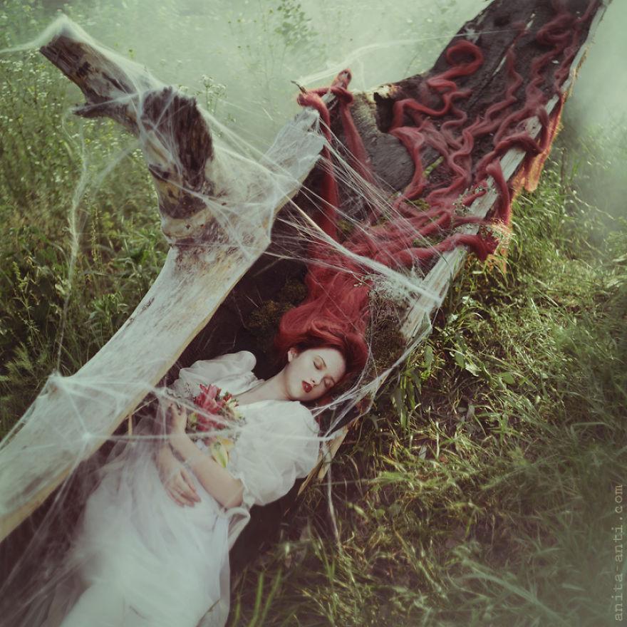 15. Спящая красавица.