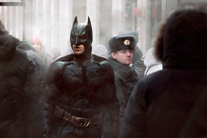 6. Бэтмен.