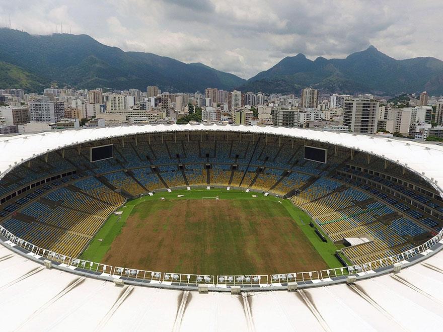 3. Олимпийские игры 2016 в Рио-де-Жанейро изначально стали предметом множества скандалов.