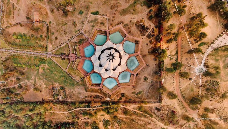 3. Нью-Дели, Индия.