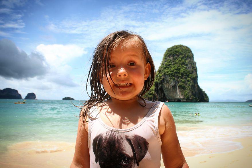 19. Пляж Прананг, Таиланд.