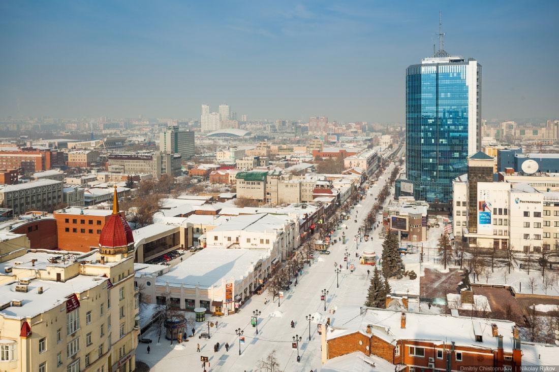 Лучшие города России. Владивосток, Краснодар, Челябинск ...