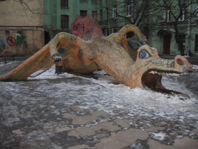 детские площадки России