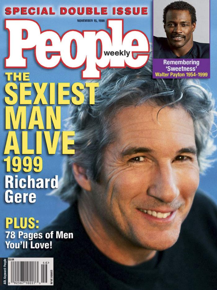 Секс символ 1999 года в журнале people