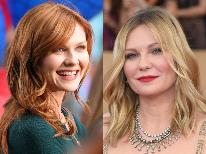 5 знаменитых рыжих, которые на самом деле блондинки