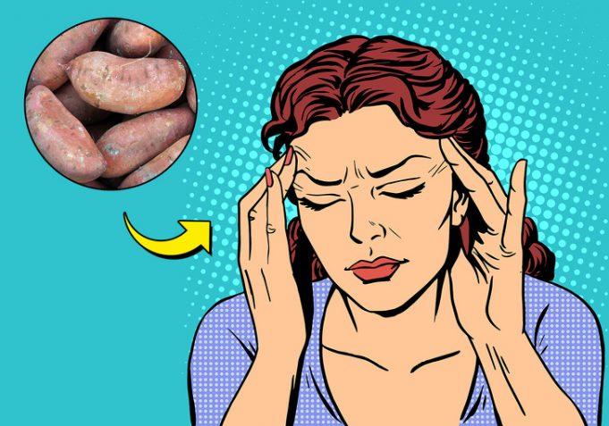 7 продуктов от мигрени