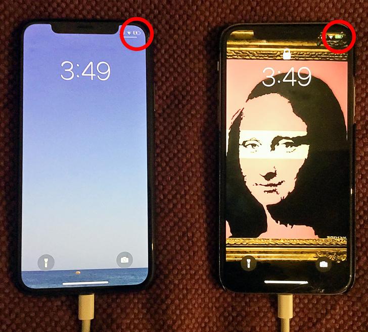 9. Как зарядить телефон, а не повредить его?