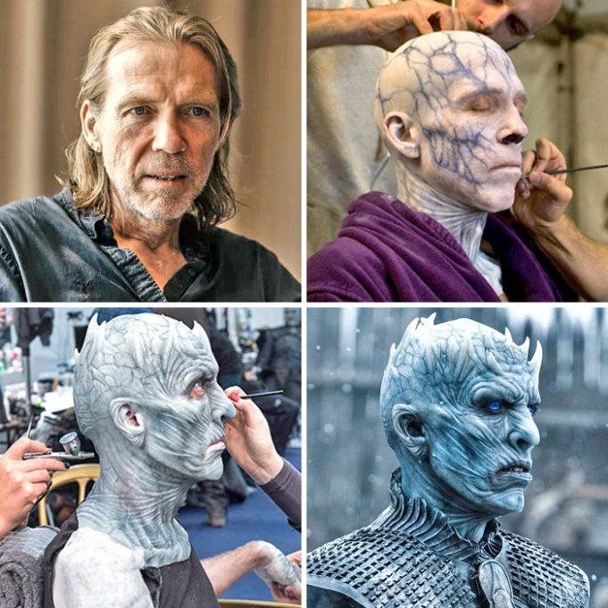 22 снимка до и после, показывающих, сколько усилий вложено в голливудский грим