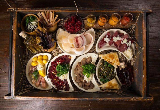 5 самых дорогих блюд, доступных в Москве