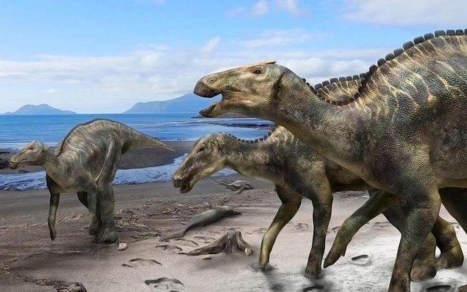 12 самых необычных динозавров, которые жили в современной России