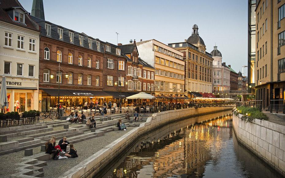 10. Орхус, Дания.