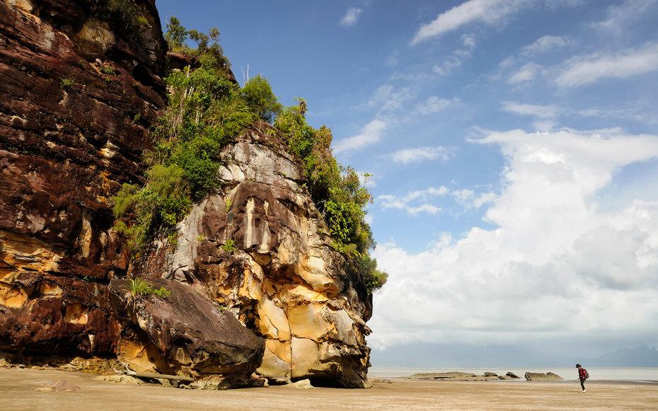 4. Остров Борнео.