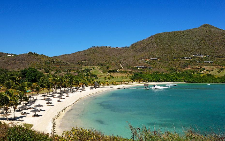 5. Остров Кануан, Гренадины.