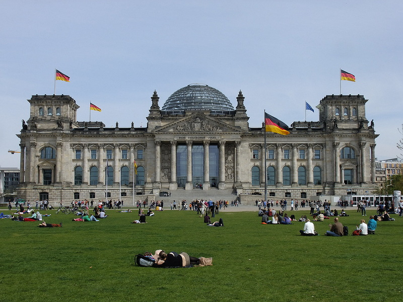 1. Германия.