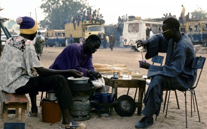 10. Кофе Touba – традиционный напиток Сенегала. Напиток имеет вкус перечных семян джар или зерен селима.