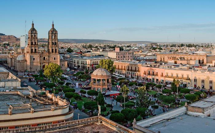 2. Дуранго, Мексика.