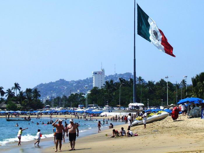 7. Акапулько, Мексика.