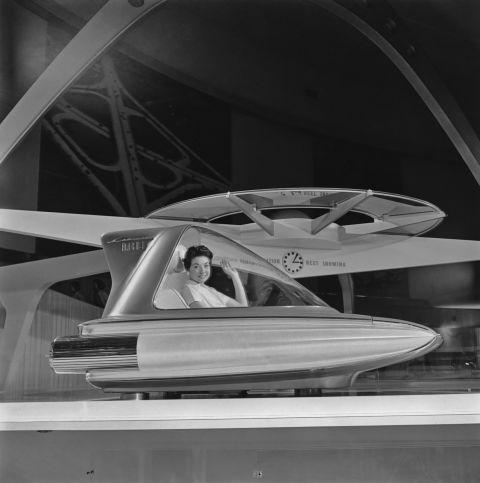 6. Ford Levacar, 1959 год.