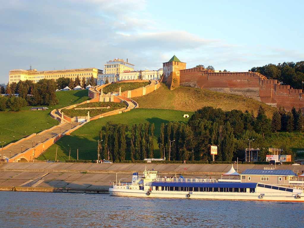 11. Нижний Новгород, Нижегородская область.