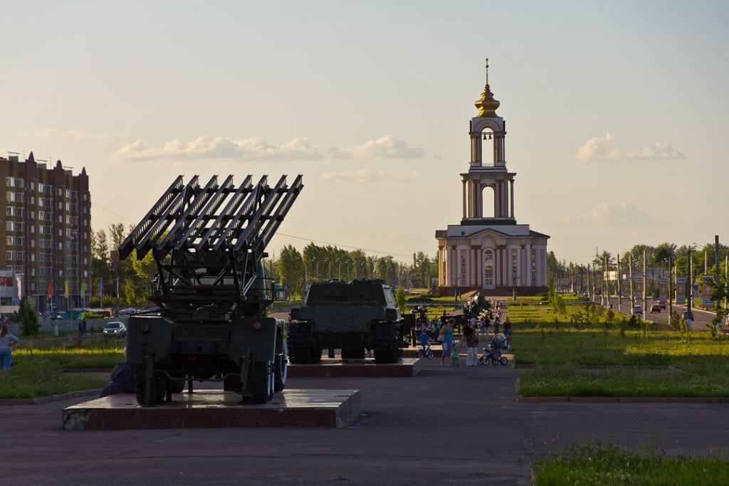 14. Курск, Курская область.