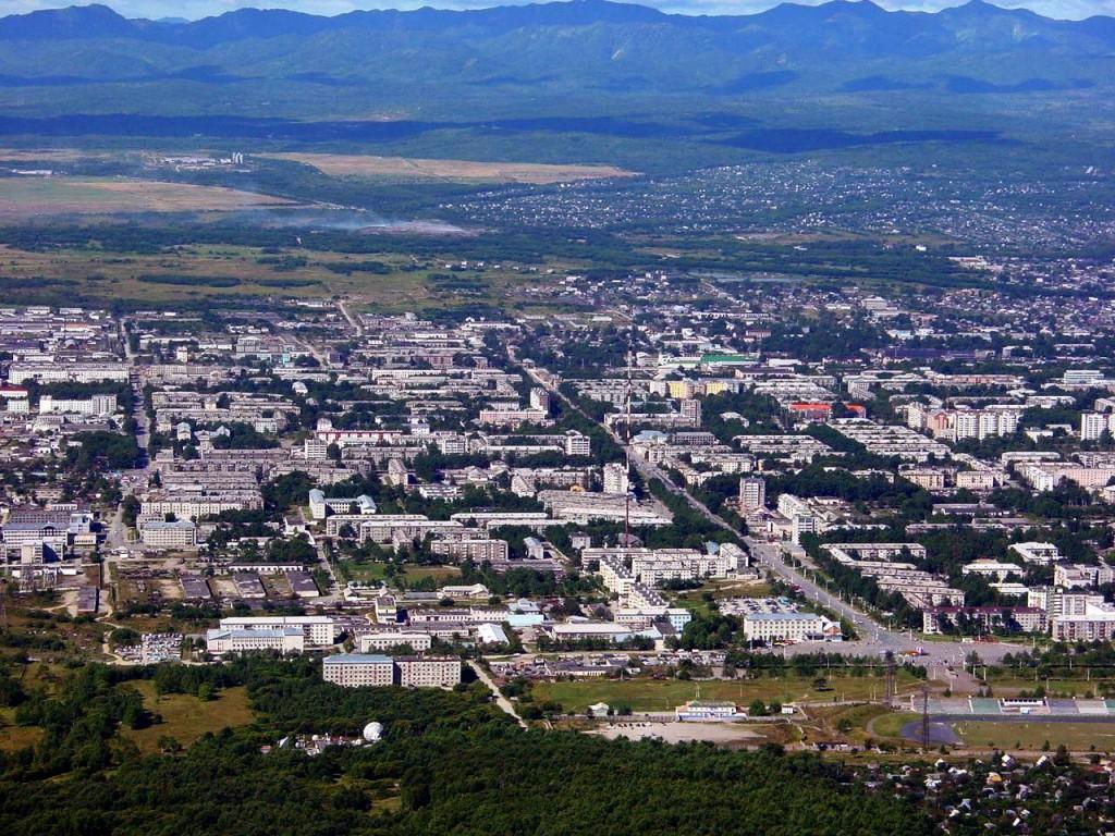 19. Южно-Сахалинск. Сахалинская область.