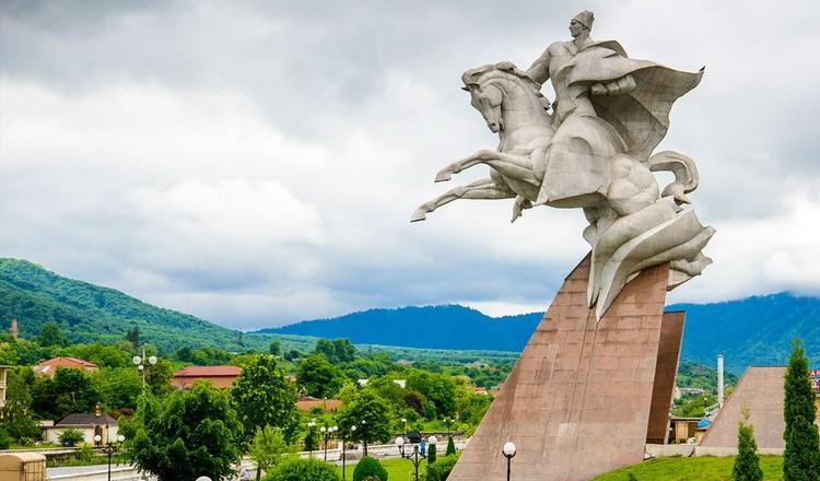 29. Владикавказ, Северная Осетия.