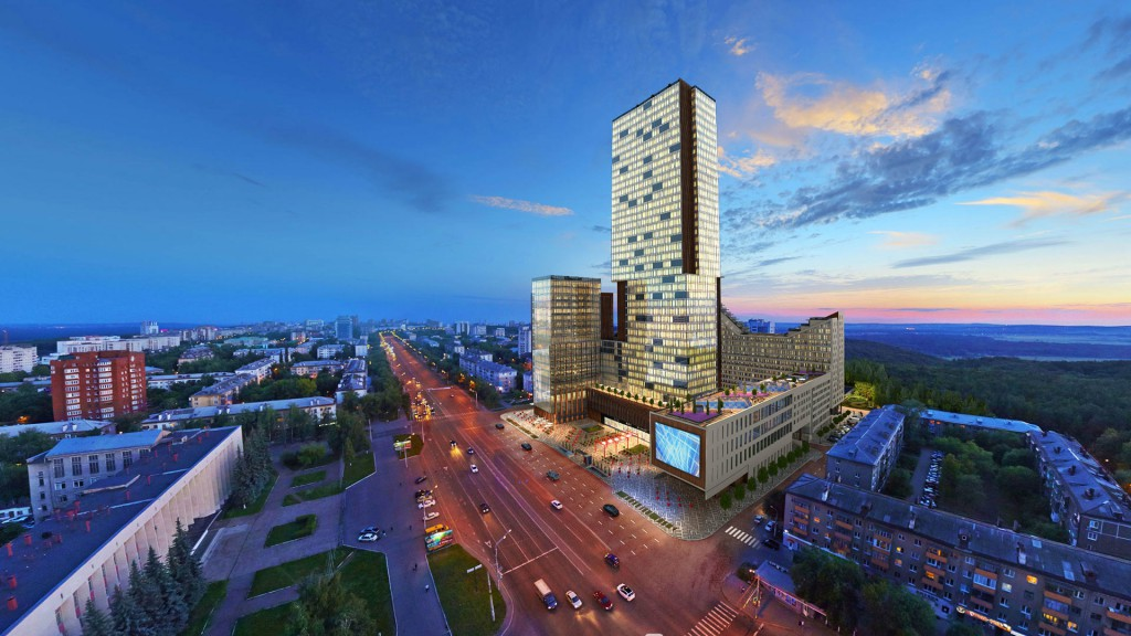 6. Уфа, Республика Башкортостан. В Уфе очень развита нефтяная отрасль, поэтому столица Башкортостана очень привлекательна для работы и проживания.