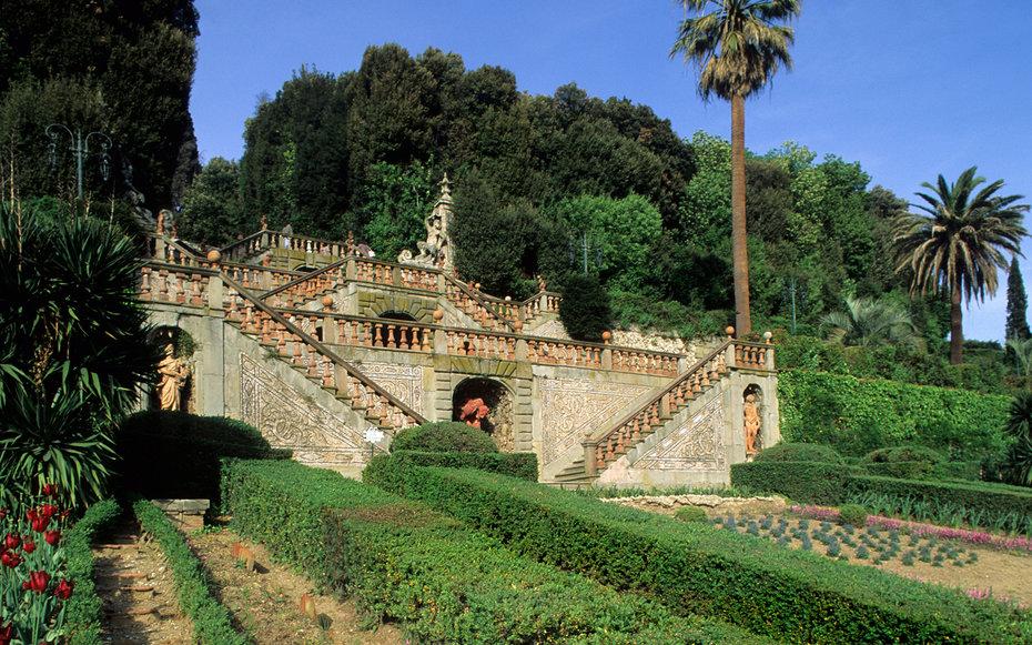 3. Пиноккио – парк Гарцони, Италия.