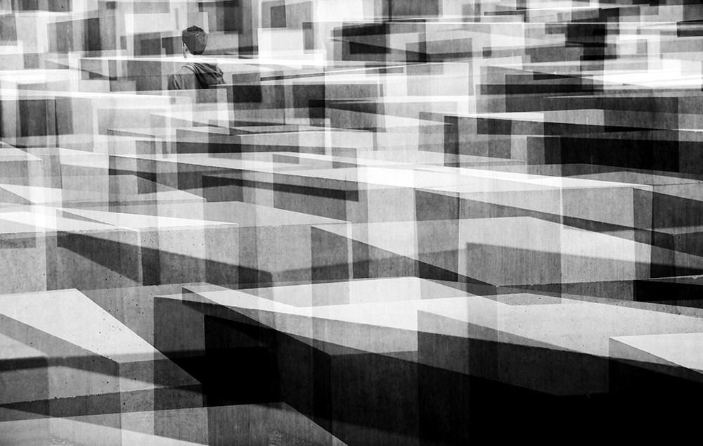 8. Мемориал жертвам холокоста, Берлин.