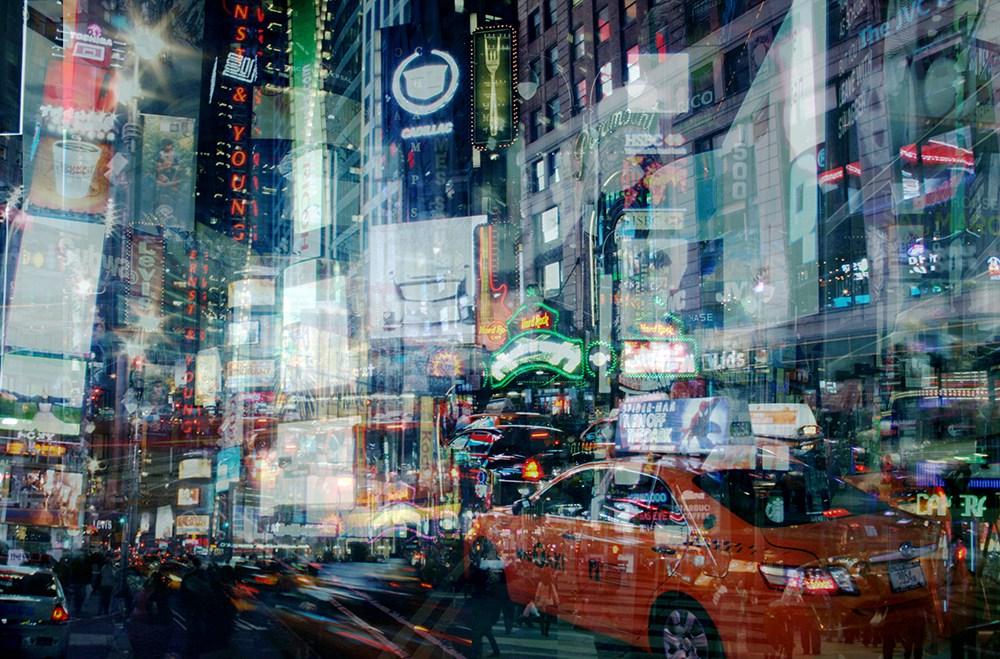 9. Таймс-сквер, Нью-Йорк.
