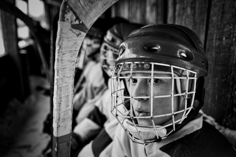 8. Хоккей в Ветлуге.