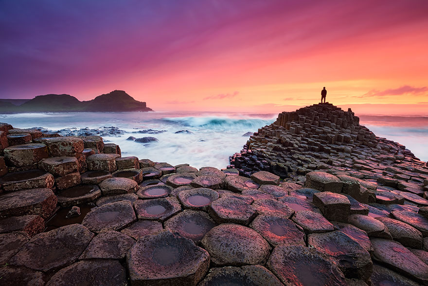 10. Дорога гигантов, Ирландия.