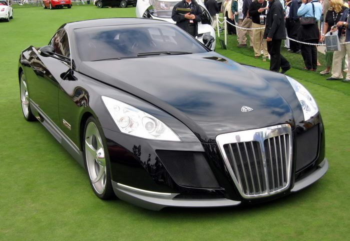 10. Maybach Exelero (8 миллионов долларов).