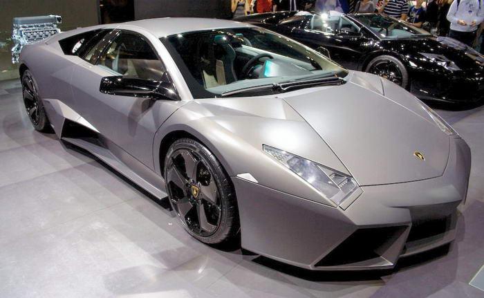 6. Lamborghini Reventon (2 миллиона долларов).