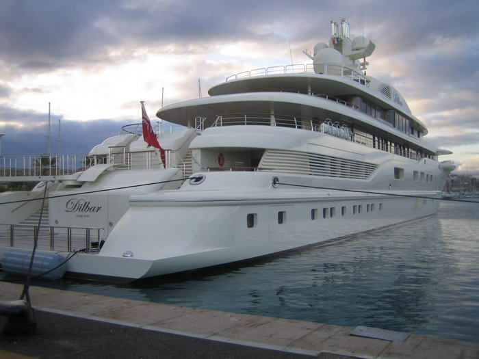 6. Дильбар - $ 256 млн.