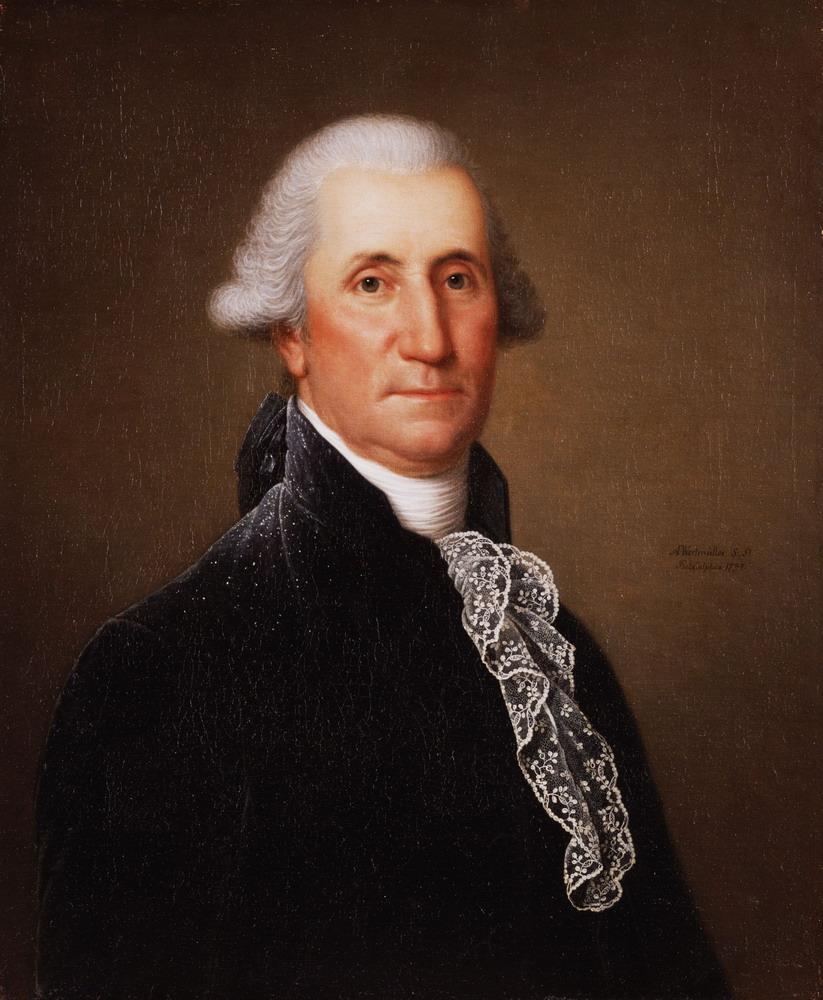 31. День рождения Джорджа Вашингтона.