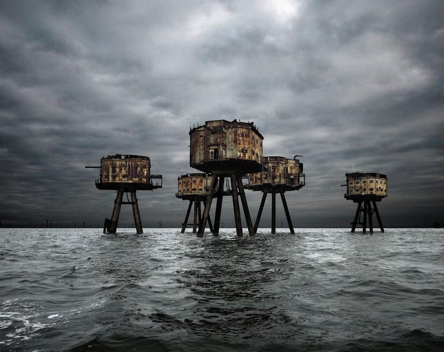 15. Морская крепость Маунселла.