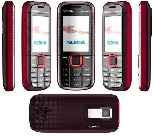 4. Nokia 5130 вышедший в 2007 году. Популярный телефон с отличным звуком полюбили все поклонники музыки. Также девайс был оснащен 2-мегапиксельной камерой.