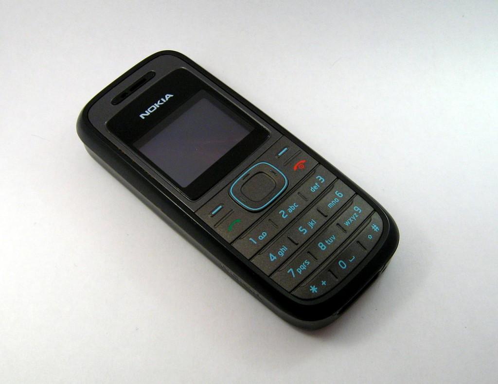 9. Nokia 1208 поступил в продажу в 2007 году и стал невероятно продаваемым.