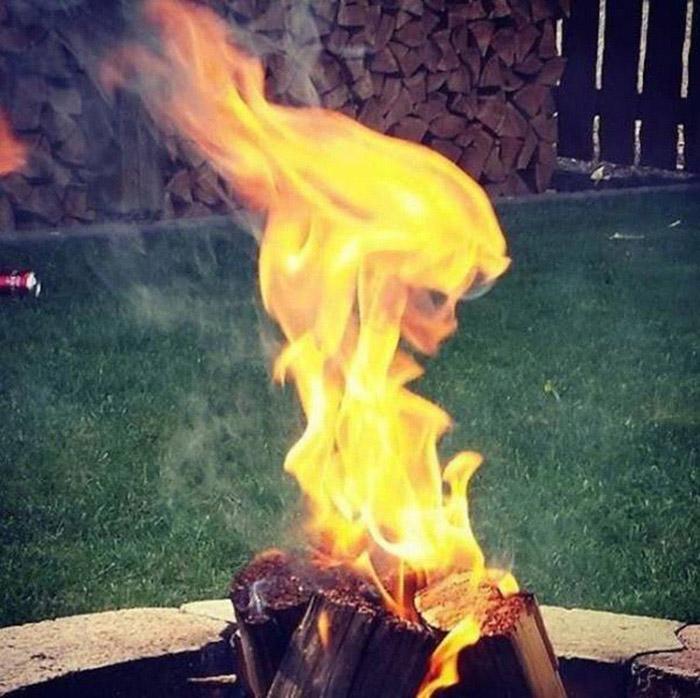 9. Огненная леди.